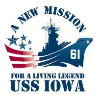 58376-uss iowa logo